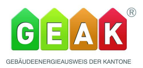 GEAK - Gebäudeenergieausweis