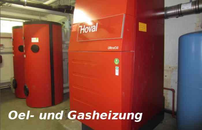 Ölheizung und Gasheizung für Mehrfamilienhäuser