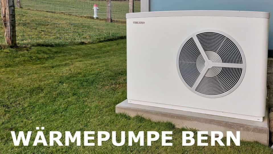 Wärmepumpe Bern